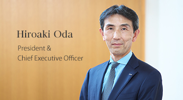 Yasunori Tsujita President & Chief Executive Officer